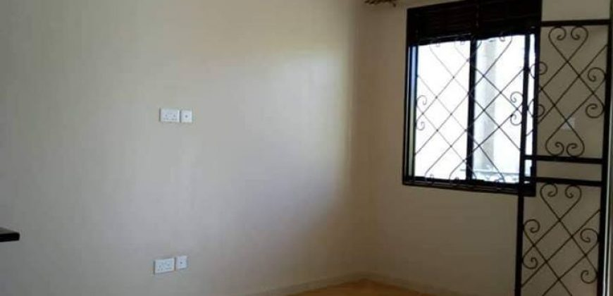 1bedroom 2bathrooms in kisaasi kyanja kungu at 550k