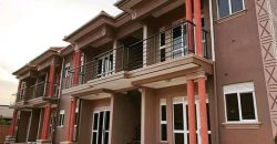 8units of double rooms on sale in #Kyanja at 660m, sited on 15decimals on mailo land making 5.6m per month