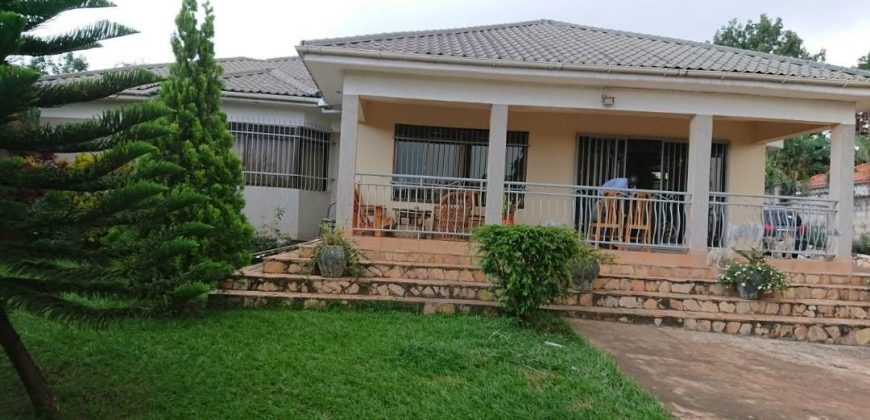 House for sale in Muyenga at 750,000,000.