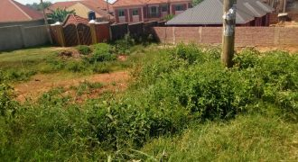 Land for sale in Zana Nyanama at 110,000,000.