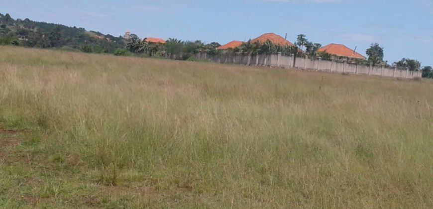 land for sale in Gayaza at 50,000,000