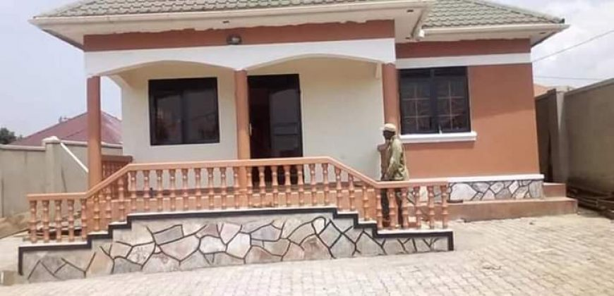 A house for sale in Namugongo Sonde at 240,000,000.