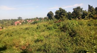 Land for sale at 45,000,000 in Namugongo