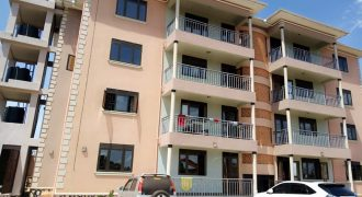 Brand new 3 bedroom 2 baths apartment for rent in Namugongo at 550k
