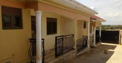 Newly built self contained double rooms for rent in Namugongo at 250k