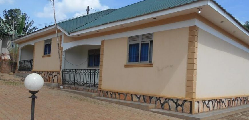 Namugongo 600k 2Bedrooms