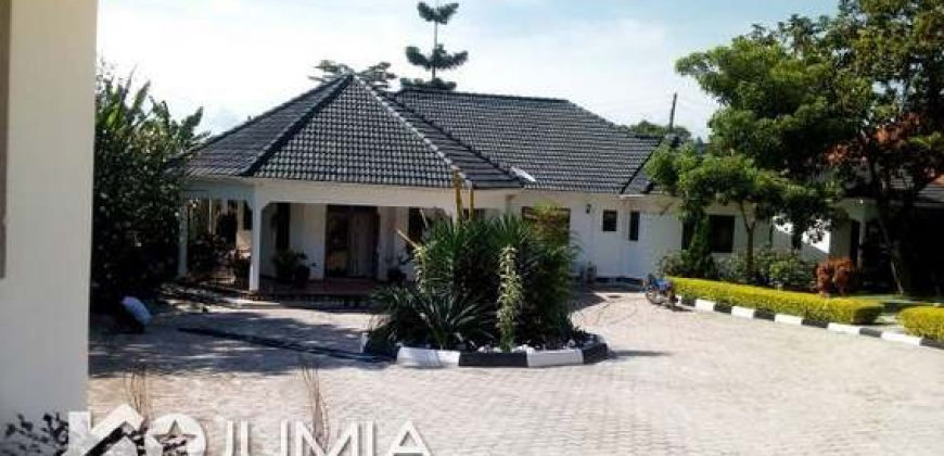 Four bedroom residential house for sale in Entebbe.