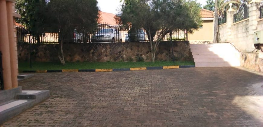 Twelve bedroom fully furnished residential apartments for sale in Entebbe.