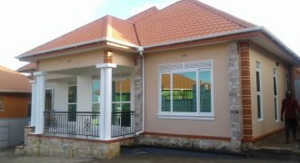 Beautiful brand new house on sale in Kitende near St Mary's school.