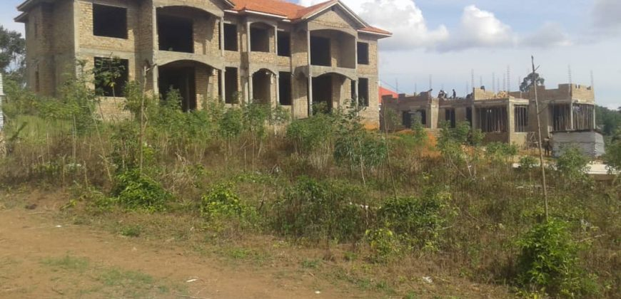 Plot for sale in Kiwatule at 530,000,000