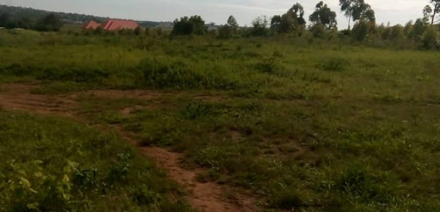 Plot for sale in Budugala Jogoo at 17,000,000.