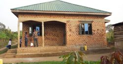 A house for sale in Bujuuko Mityana at 55000,000