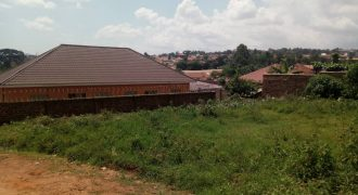 Land for sale in Mukono at 23,000,000.