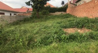 Plot for sale in Migadde at 20,000,000