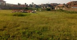 Plot for sale in kyanja at 65,000,000