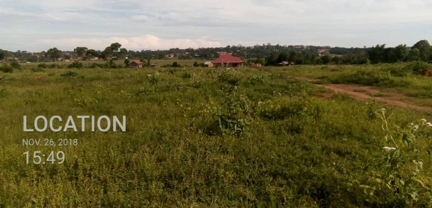 Plot for sale in Jogoo Budugala at 13,000,000.