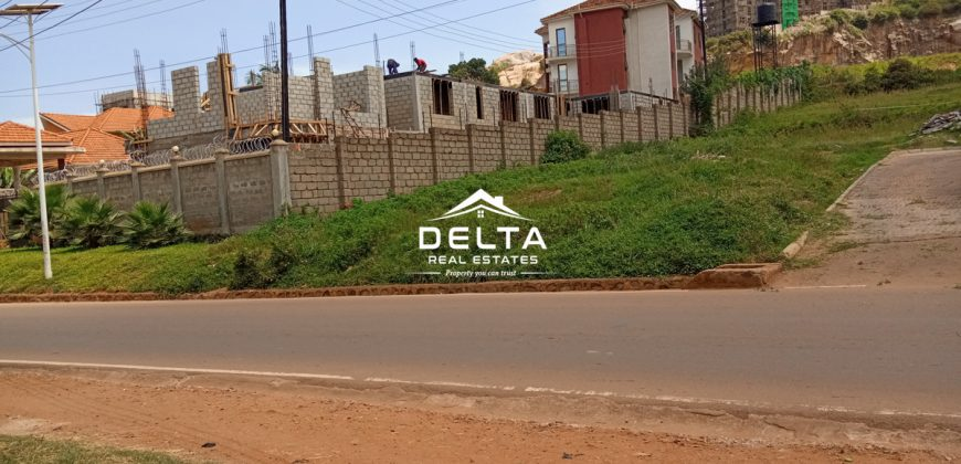 19 decimals commercial land for sale in Muyenga, Kampala