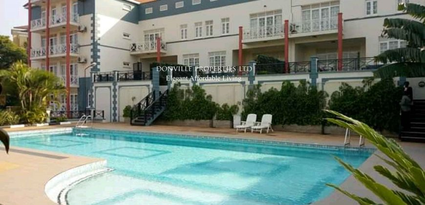 Luxurious fully furnished apartment for rent