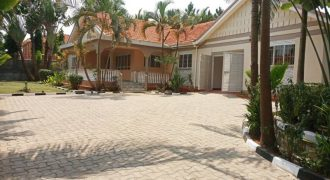4 Bedroom house for rent in Ntinda at usd 2500 per month