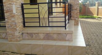 House for rent at Ugx 1.5million per month