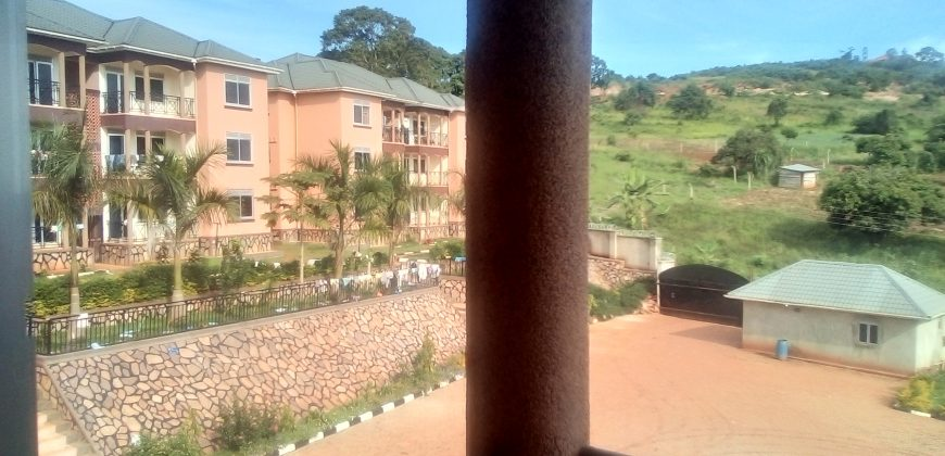 Apartments for rent at Ugx.800,000.