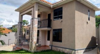 3 bedroom HOUSE for Sale in MUYENGA, @UGX 650 Million