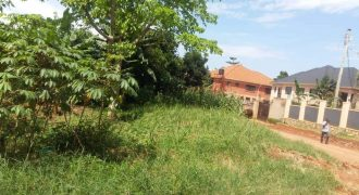 Land for sale in MUNYONYO near King Oyo Estate