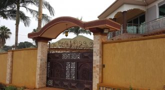 UGX 850M Fancy house located in kitende entebbe road