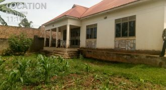 House for sale in Wakiso at shs 200,000,000
