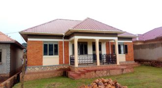 House for sale in Namugongo at shs 160,000,000