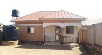 House for sale in Mpererwe Kabaga at shs 75,000,000