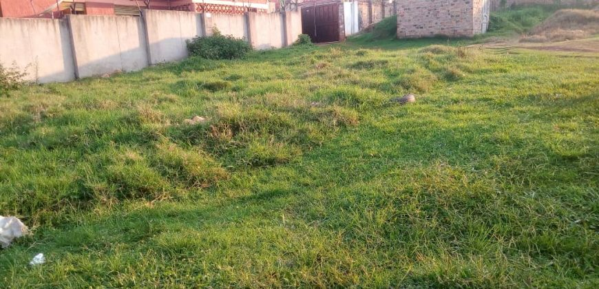 Plot of land in Namugongo at shs 35,000,000