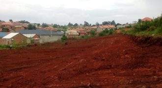 Plots for sale in Namayumba at shs 5,000,000