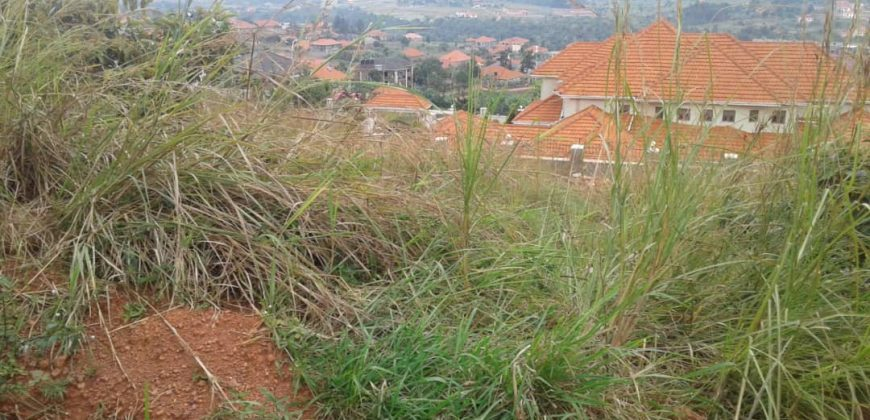 Plot for sale in Mbalwa at shs 20,000,000