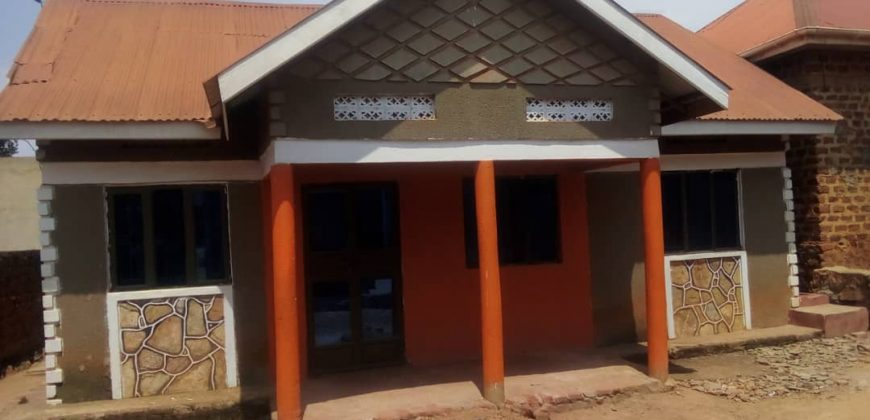 House for sale in Salam road at shs 42,000,000