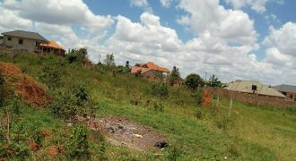 Plot for sale in Magere at shs 95,000,000