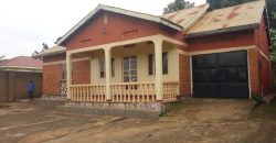 House for sale in Seeta Bajjoa at shs 110,000,000