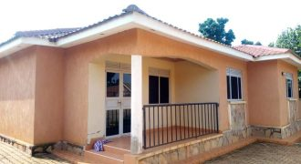 House for sale in Seeta at shs 150,000,000