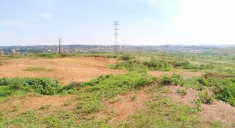 Plot for sale in Mbalwa at shs 18,000,000