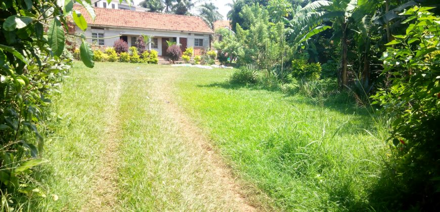 Land for sale in Luzira