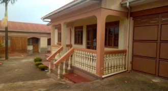 House for rent in Bwebajja