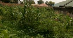 Land for sale in Namayumba at shs 9,000,000