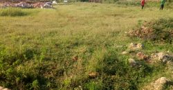 Land for sale in Bujjuko at shs 22,000,000