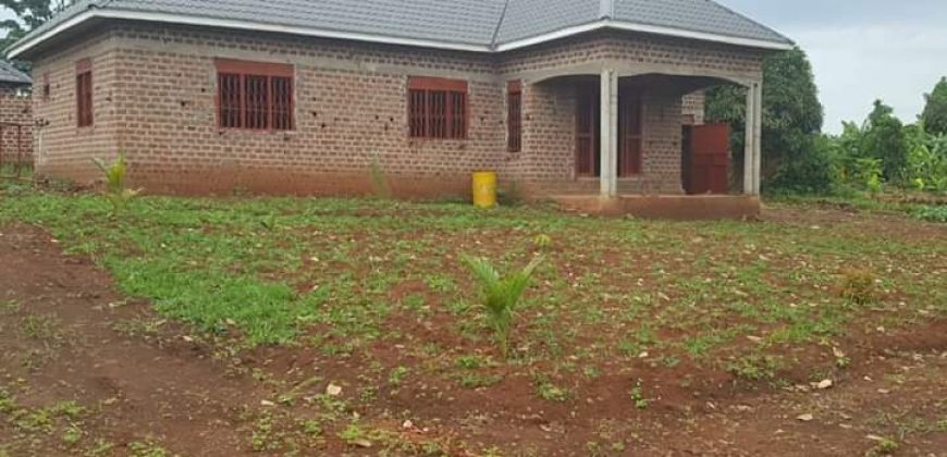 Shell House for sale in Wakiso at shs 90,000,000