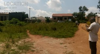 Plot for sale in Kitezi at shs 80,000,000