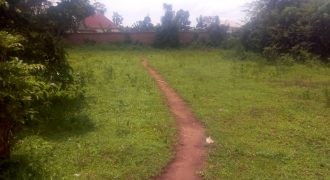 Land for sale in Bweyogerere Bukasa at shs 1200000000