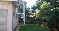 Four Bedroom Furnished House For Rent, Buziga
