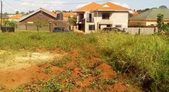 Plot for sale in Munyonyo at shs 400,000,000