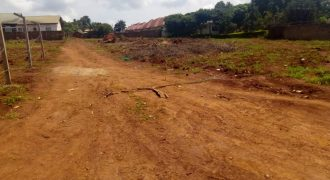 Plot for sale in Bwebajja at shs 65,000,000