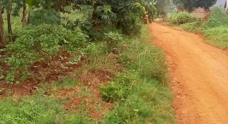 Plot for sale in Bukerere at shs 15,000,000